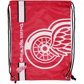 Detroit Red Wings pytlík gym bag Big Logo Drawstring