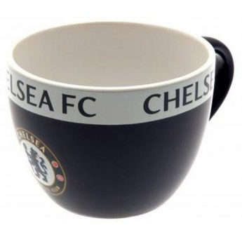 FC Chelsea hrnek Cappuccino logo