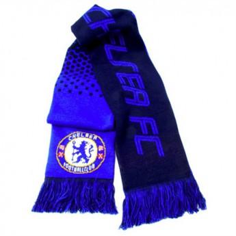FC Chelsea šála pletená club blue
