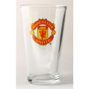 Manchester United sklenice 450ml