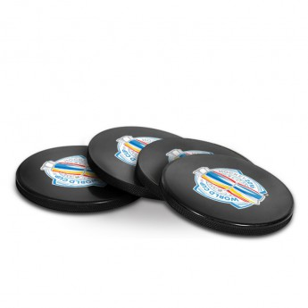 World Cup of Hockey 2016 Puk Coasters Pack