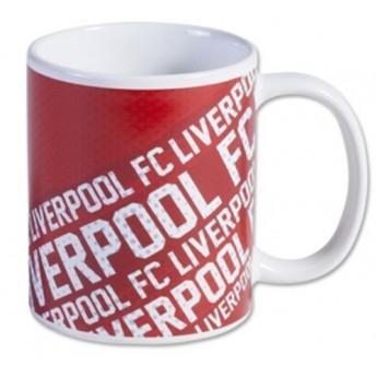 FC Liverpool Keramický hrnek Red LFL 350ml