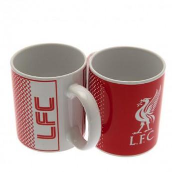 FC Liverpool Keramický hrnek Red 350ml