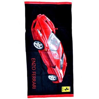 Ferrari Ručník osuška černá Enzo