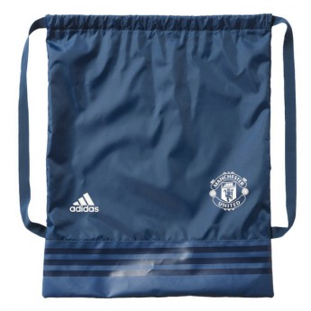 Manchester United pytlík Gym Bag blue