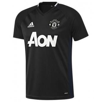 Manchester United pánské treninkové tričko trg black