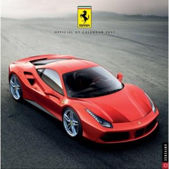 Ferrari Kalendář GT (30 x 30 cm) oficiální