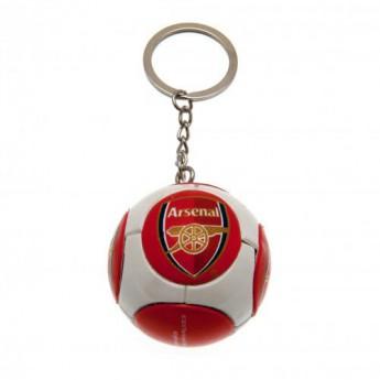 FC Arsenal Přívěšek na klíče Fotbalový míč
