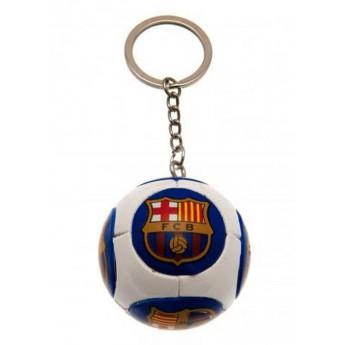 FC Barcelona Přívěšek na klíče Fotbalový míč