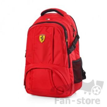 Scuderia Ferrari batoh sport rosso