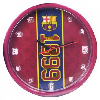 FC Barcelona Nástěnné hodiny Established