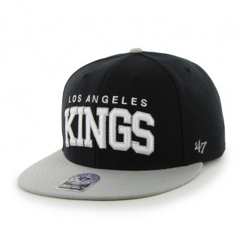 Los Angeles Kings Kšiltovka Blockshed Snapback