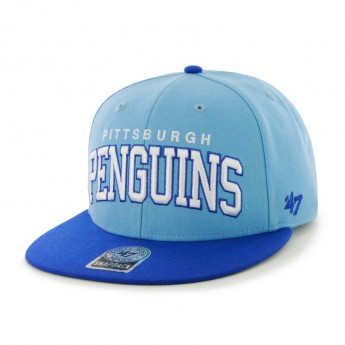 Pittsburgh Penguins Kšiltovka Blockshed Snapback