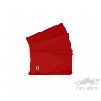 Scuderia Ferrari multifunkční šála a čepice rosso
