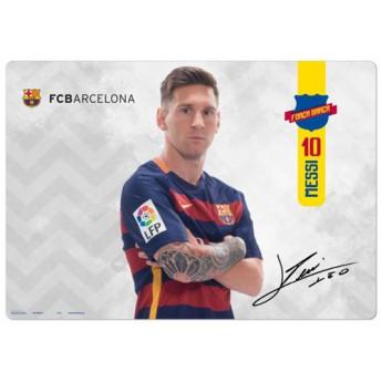 FC Barcelona podložka na stůl Messi 10