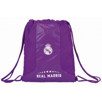 Real Madrid pytlík gym bag purple