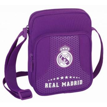 Real Madrid malá taška na rameno purple