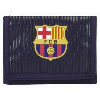 FC barcelona rozkladací peněženka blue