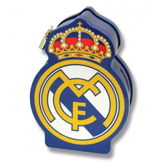 Real Madrid pokladnička logo