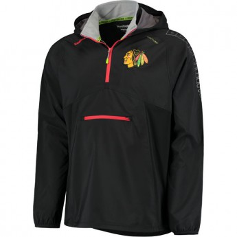 Chicago Blackhawks Bunda větrovka CI Anorak Pullover Jacket