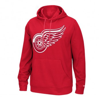Detroit Red Wings Mikina Playbook Hood 2016