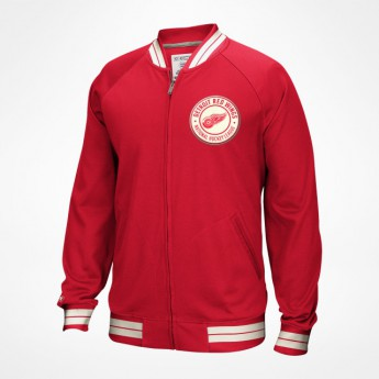 Detroit Red Wings Bunda Full Zip Track Jacket 2016