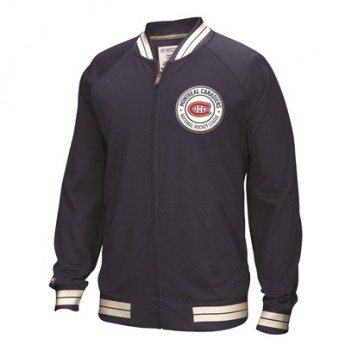 Montreal Canadiens Bunda Full Zip Track Jacket 2016