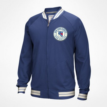 New York Rangers Bunda Full Zip Track Jacket 2016