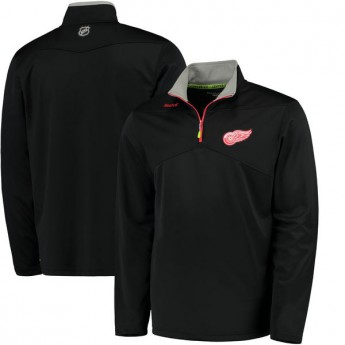 Detroit Red Wings Mikina Center Ice Quarter-Zip Baselayer