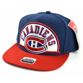 Montreal Canadiens Kšiltovka Arched Snapback