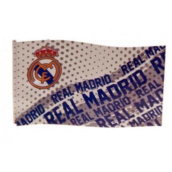 Real Madrid velká vlajka club hala