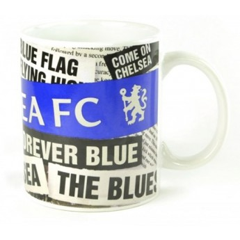 FC Chelsea keramický hrnek The Blues