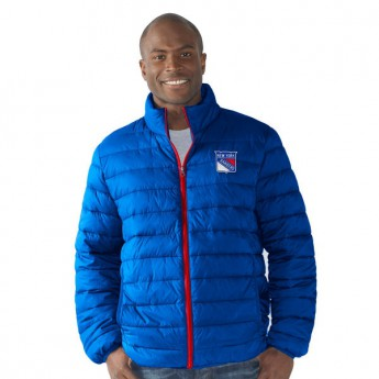 New York Rangers bunda Carl Banks Packable FZ