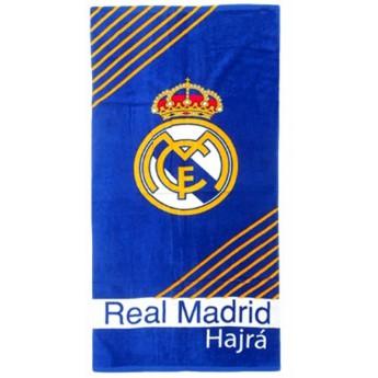 Real Madrid ručník osuška blue hala