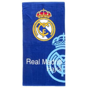 Real Madrid ručník osuška blue logo