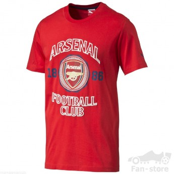 ARSENAL GRAPHIC TEE HIGH RISK