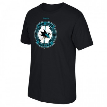 San Jose Sharks Tričko Slick Pass Tee