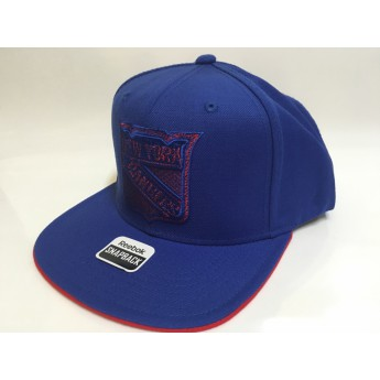 New York Rangers Kšiltovka Crosshatch Snapback