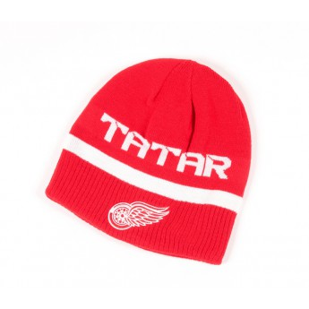 Detroit Red Wings Kulich #21 Tomas Tatar Player Reversible Knit