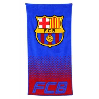 FC Barcelona Ručník osuška merila