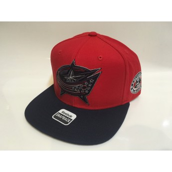 Columbus Blue Jackets Kšiltovka Two Tone Snapback