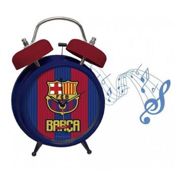 FC Barcelona budík stolní forca