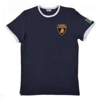 Lamborghini pánské tričko blu