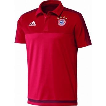 Bayern Mnichov pánské polo tričko rot