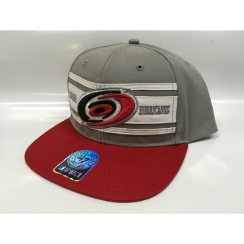 Carolina Hurricanes Kšiltovka Three Stripes Snapback