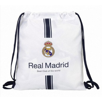Real Madrid pytlík gym bag white world