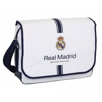 Real Madrid taška na rameno white best
