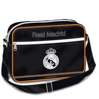 Real Madrid taška na rameno retro black