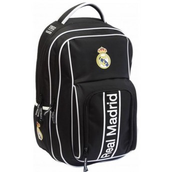Real Madrid batoh black 1902