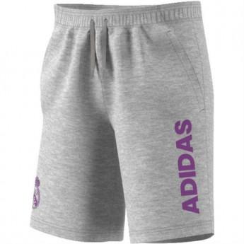 Real Madrid krátké kalhoty lin grey